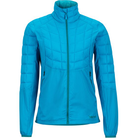 Marmot Featherless Hybrid Jacket Women oceanic